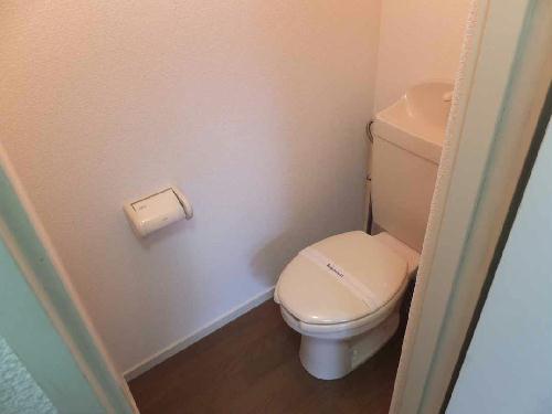レオパレスSPATZ 102号室のトイレ