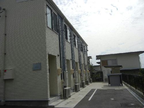 レオネクストリアンⅡ 101号室の駐車場