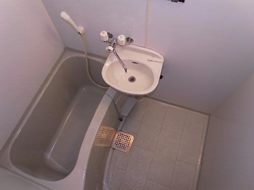 レオパレス西尾いまがわ 208号室の風呂