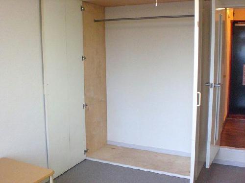 レオパレス高雄Ⅱ 107号室の収納