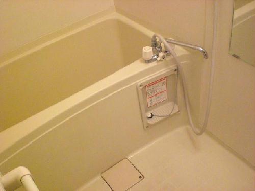 レオパレス高雄Ⅱ 107号室の風呂