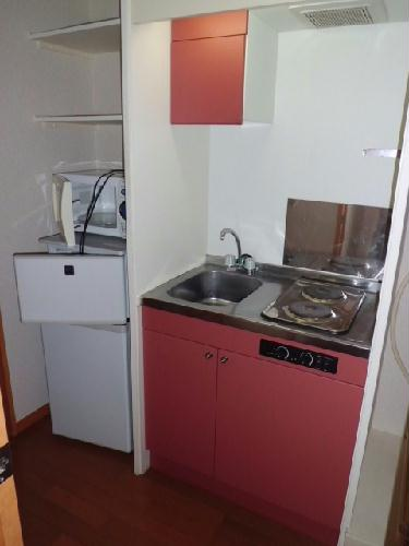 レオパレスwill 105号室のキッチン