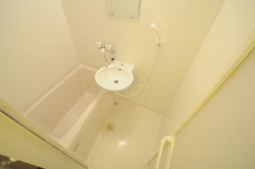 レオパレスフォンターナ 203号室の風呂