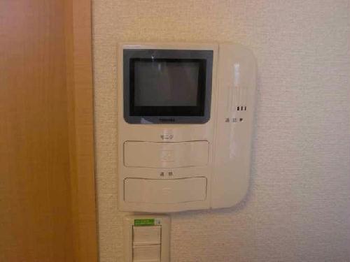 レオパレスガーデン 204号室のセキュリティ