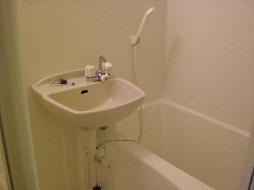 レオパレスリバーヴィレッジM 106号室の風呂
