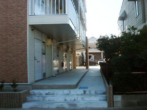レオパレスリナフェリーチェ 103号室のその他共有