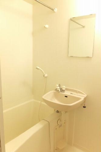 レオパレス翠 208号室の風呂