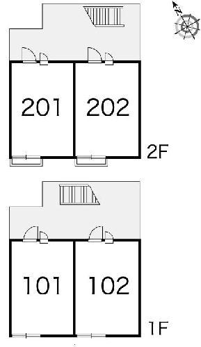 レオパレスペン 102号室のその他