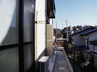 レオパレスペン 102号室の景色