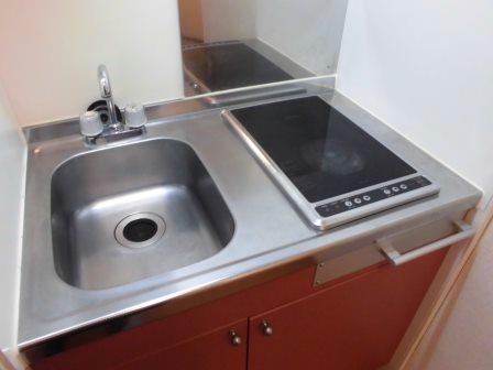 レオパレスクンプウ 102号室の風呂