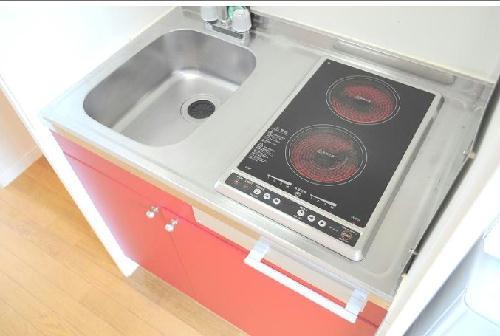 レオパレスRIVER SIDE T・M・I 105号室の風呂