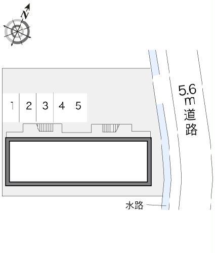 レオパレスRIVER SIDE T・M・I 105号室のその他
