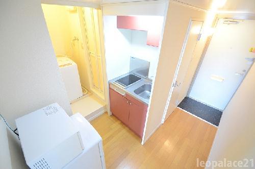 レオパレス志度 207号室のトイレ