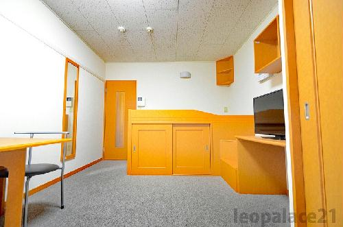 レオパレスエスペーロ・I 209号室のキッチン