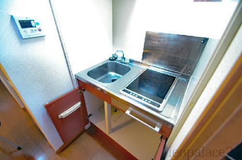 レオパレス木太南Ⅱ 209号室のキッチン