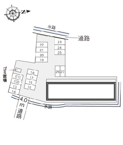 レオパレス木太南Ⅱ 209号室のその他