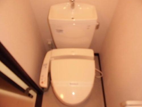 レオネクストネイチャー 104号室のトイレ