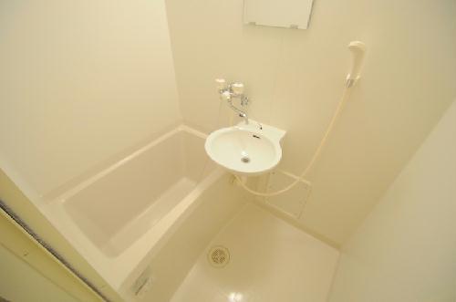 レオパレスエアポートビュー 202号室の風呂