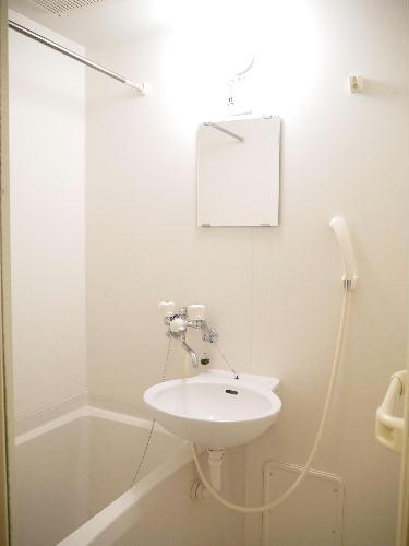 レオパレスミッキー 207号室の風呂