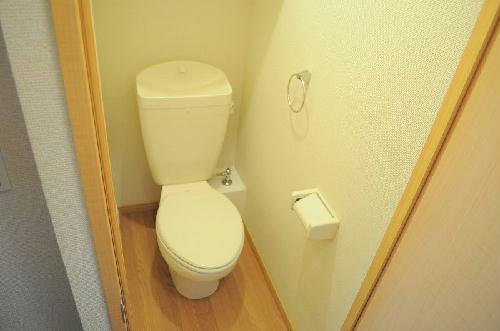 レオパレス大和 310号室のトイレ