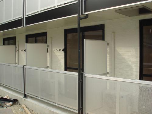 レオパレス大和 310号室のバルコニー