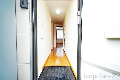 レオパレス遙 102号室のキッチン