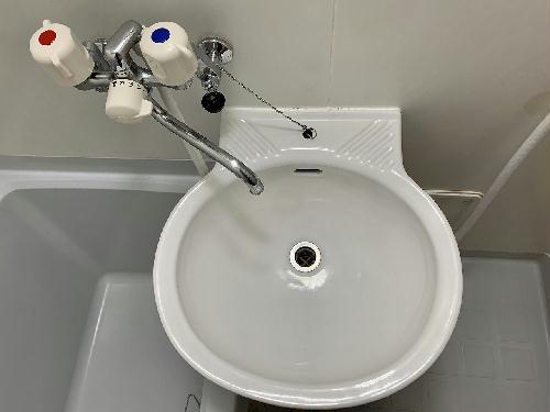 レオパレス遙 102号室の風呂
