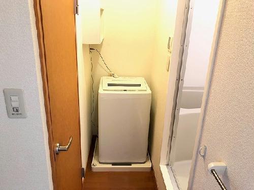 レオパレスK・M 208号室の風呂