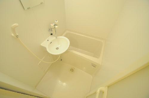 レオパレス西蔵前2 201号室のトイレ