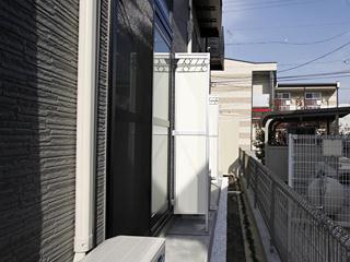 レオパレス西蔵前2 201号室の駐車場