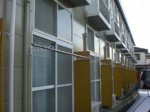 レオパレスファウィステリアⅡ 104号室の景色
