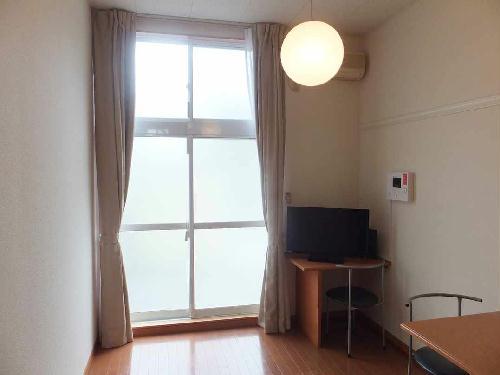 レオパレスファウィステリアⅡ 208号室の居室
