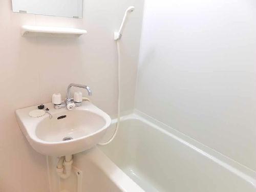 レオパレスレジデンス恵 201号室の風呂