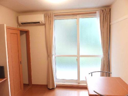 レオパレス坂之台ビレッジ 202号室の居室