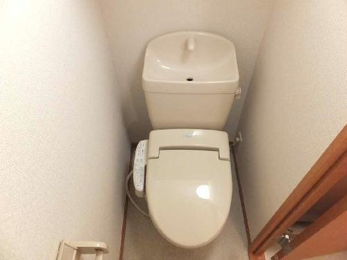 レオパレス坂之台ビレッジ 202号室のトイレ