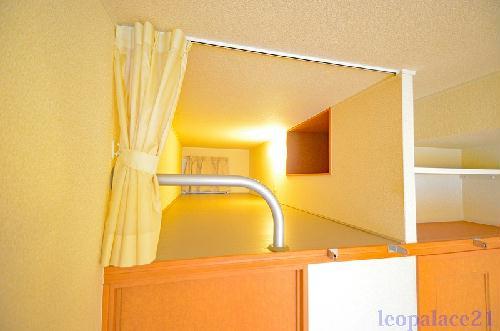 レオパレスMY DREAM 102号室の設備