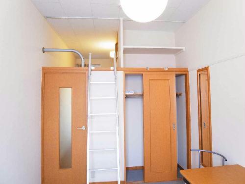 レオパレスMY DREAM 102号室のキッチン