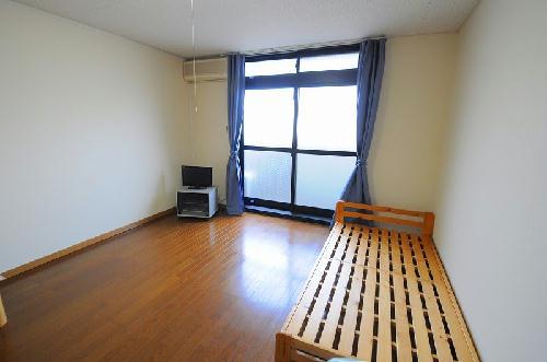 レオパレスファウィステリア 209号室の居室