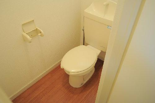 レオパレスファウィステリア 209号室のトイレ