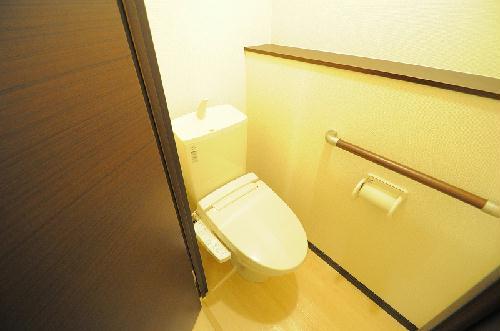 レオネクストエスベランサ 110号室のトイレ