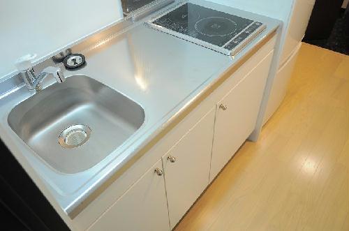 レオネクストエスベランサ 211号室のキッチン
