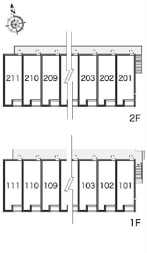 レオネクストエスベランサ 211号室のその他共有