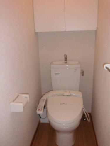 レオパレスノワール Ⅱ 306号室のトイレ