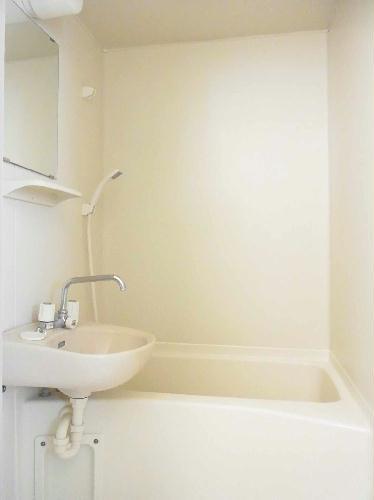レオパレスT.HOUSE 104号室の風呂