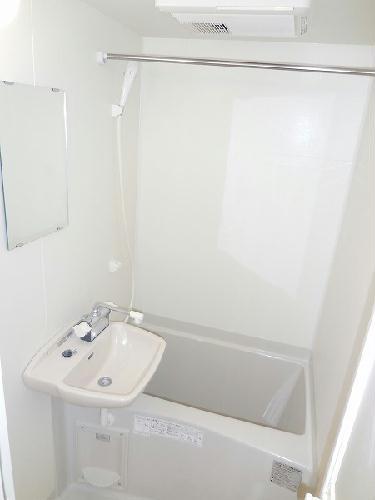 レオパレスノクターン 204号室の風呂