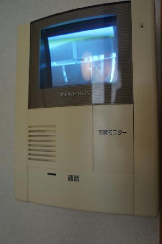 レオパレスノクターン 204号室のセキュリティ