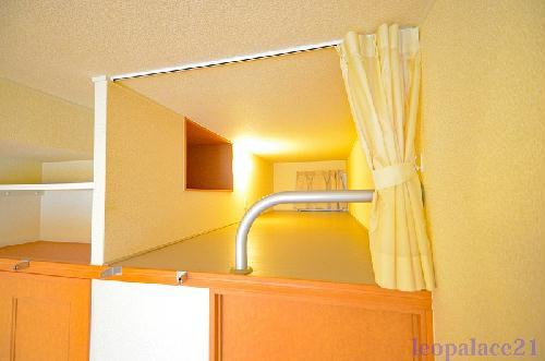 レオパレスプランドール 203号室の風呂
