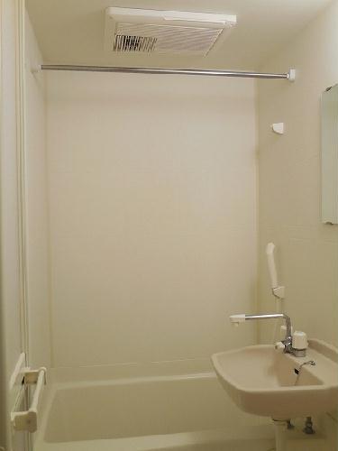 レオパレスメイプルⅡ 102号室の風呂