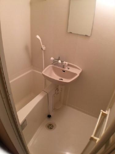 レオパレスH two 103号室の風呂