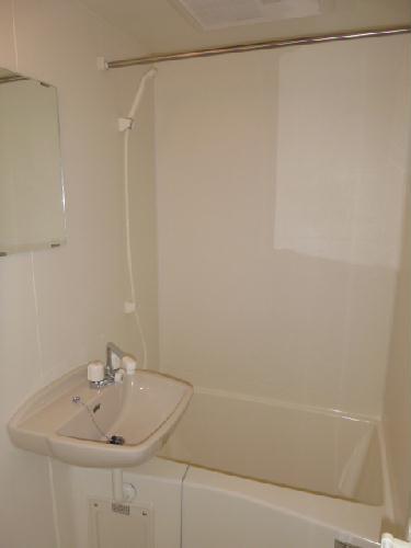 レオパレスハーモニー 101号室の風呂